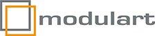 Maison clé sur porte en Belgique | Modulart Logo